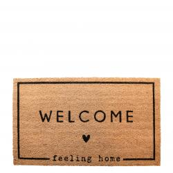 Doormat 45x75 cm Feeling Home